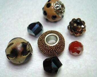 Mixture of Elegant Beads (Qty 6) - B3250