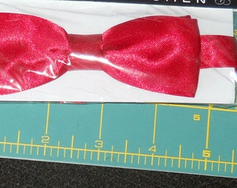 """Bow Tie, 5 """", Red quality and others to view, 2 sizes"""