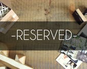 RESERVED for Katie & Bill - Custom Mismatched Wedding Ties - Mismatched Bow Ties - Wedding Neckties - Slate Blue Wedding Ties