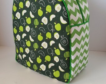 Kids Backpack, Childrens Backpack, Toddler Backpack, Apples (Ready to Ship)