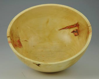 Box Elder Wood Bowl