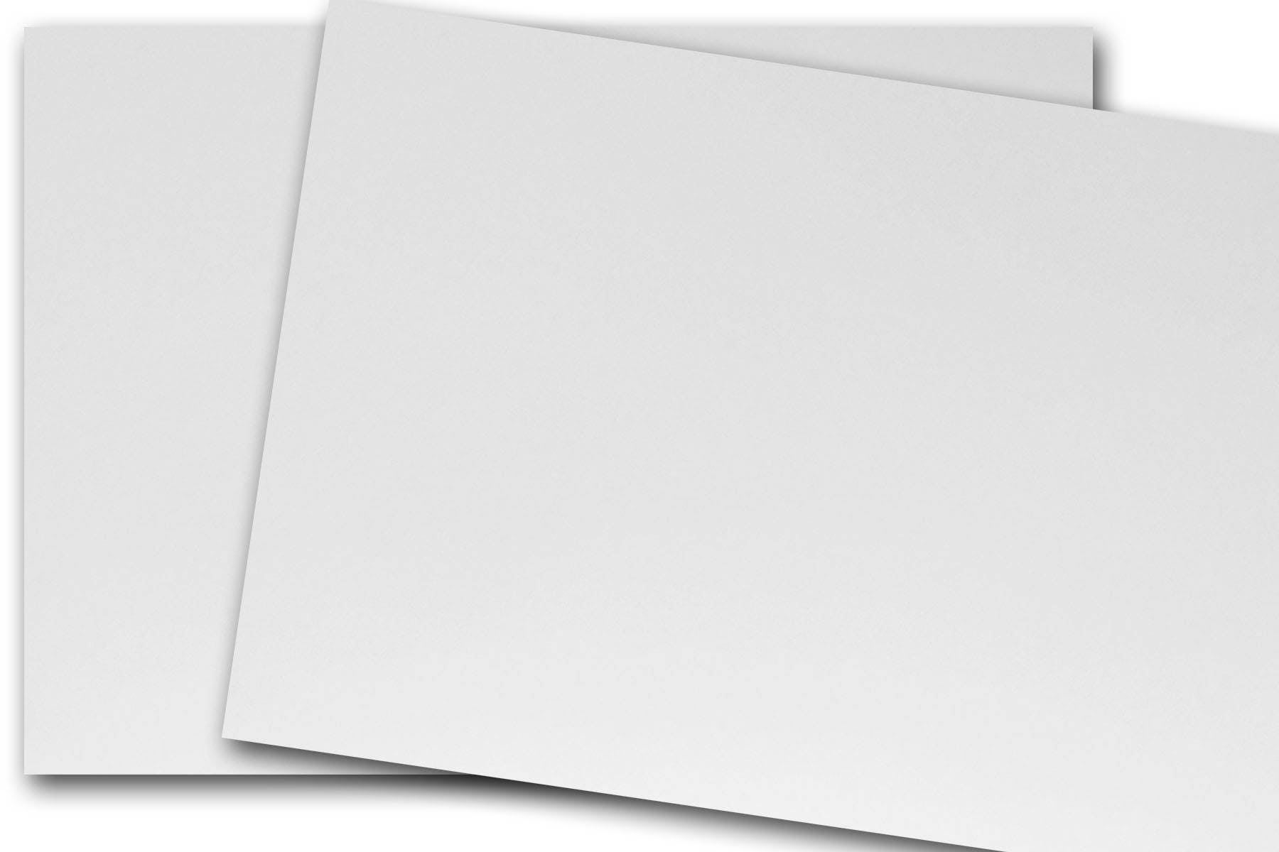 Scrapbook paper vs cardstock - Classic Crest Heavy 130lb Solar White Card Stock 8 5x11 25 Sheets