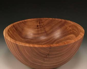Handmade Wood Bowl - Elm Wood - The Simpleton - Sale