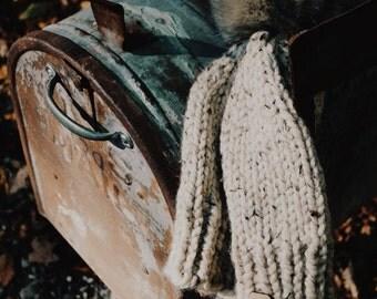 Knit chunky beanie, knit hat, knit women accessory, knit winter hat, women accessories, knitwear, handmade, knit gift