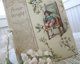 SALE * Vintage Book * Booklet * Victorian * Antique * c1900