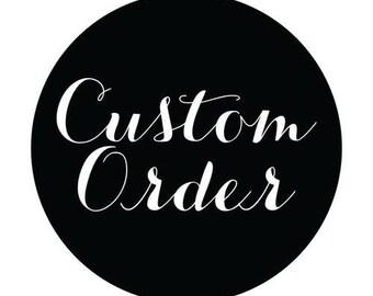 Reserved for Jason Gaudioso: Custom Rose Cut Diamond and 14k Gold Bridge Ring