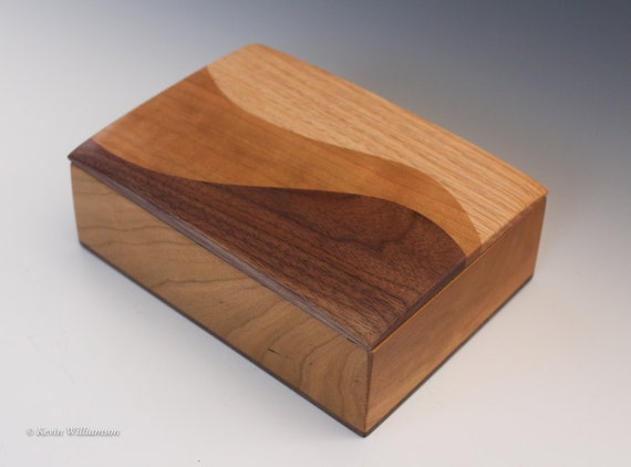 S Curve Box 163