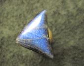 Labradorite freeform cabochon