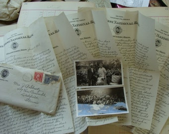 One Antique Amazing lots of Pages Love letter To Hazel the most requested item in our shop Hazel Series