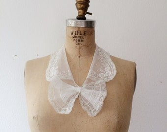 vintage collar / lace collar / Mildred collar