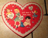 NEW You're Mine Valentine Card