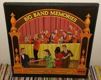 Big Band Memories Vintage Vinyl 5 LP Box Set