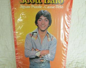 Vintage Scott Baio Jigsaw Puzzle 200 Pieces Original wrap 1979