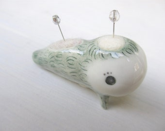 Hairy Ghost Pincushion-moss
