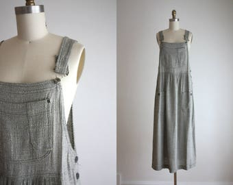 woven field dress