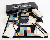 Vintage 1985 Pictionary Game First Edition LIKE-NEW Complete / The Rousing Game of Charades on Paper