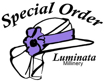 Special Order:  Additional Embellishment