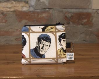 Star Trek Spok Mini Wallet with ID Holder
