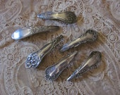 Beautiful Ornate Silver Plate Barrette Hair Clip 50mm back - Your Choice of Pattern (2B)