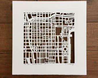 chicago neighborhoods, 10x10