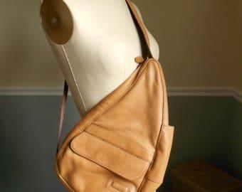 L.L. Bean Leather Sling Bag / Shoulder Bag