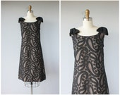 1960s Dress | 1960s Cocktail Dress | 1960s Little Black Dress | 60s Black Cocktail Dress | 1960s Party Dress | 60s Party Dress