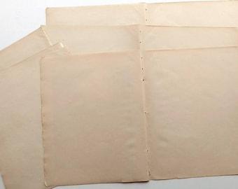 1880's Large Antique Paper