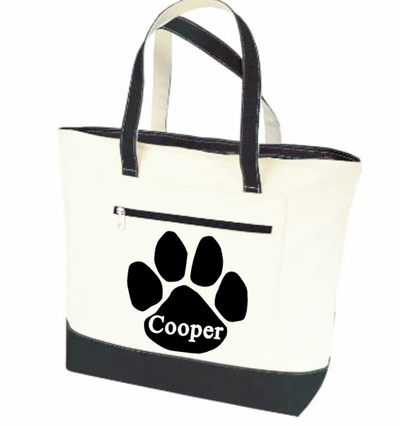Tote For Large Dog