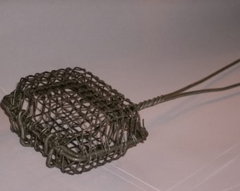 Vintage Soap Saver Sudser Basket