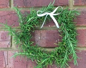 Rosemary Wreath / Fresh Natural Wreath