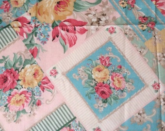 Patty's Attic - #2131 Patchwork -   Daisy Kingdom - Vintage Handkerchief Pattern - Scant Yard