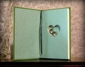 Hollow Book Safe with Heart - The Christmas Stories - Secret Book Safe