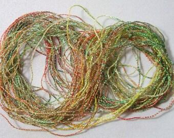 Metallic Braid #4 Monet Painters Threads Tentakulum Embroidery Embellishment