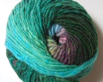Noro Kureyon Wool River Birch Teal Green Yarn Per Skein 389 Lot A
