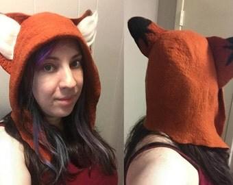 Fox Hood - Feed My Hobby SALE