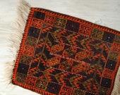 Vintage Small Persian Rug