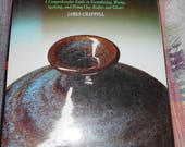 The Potters Complete Book of Clay and Glazes by James Chappell - ceramics and pottery, glazes for pottery, recipes for potters,