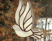 Dove - Stained Glass Suncatcher 0211171