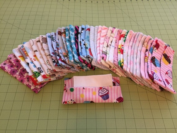 Baby Doll Diaper Wipes Case And Three White Wipes