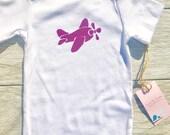 Kids - Airplane - Plane - Aircraft - Toddler T-Shirt or Baby Onesie