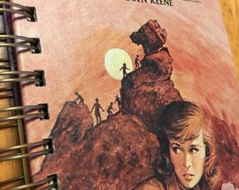 Nancy Drew Book spiral JOURNAL Forgotten City