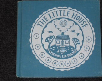 The Little House-Her Story By Virginia Lee Burton