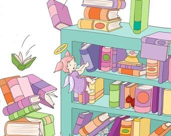 ILLUSTRATOR FOR HIRE, Picture Book Manuscript Consultation,  Custom Picture Book Illustration, Children's Book Illustrator