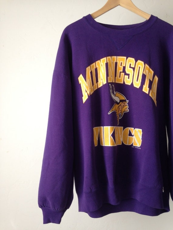 50%OFF MINNESOTA VIKINGS nfl football 90s jersey mens by CairoVintage cc65e7c71
