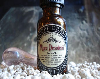JUNE PREORDER: Mare Desiderii handcrafted fragrance oil