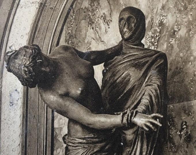 Camposanto di Genova Italian Cemetery Book Memento Mori