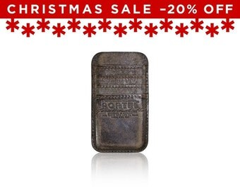 Christmas Sale -20% Off - - iPhone 6, iPhone 7 RETROMODERN aged leather pocket - - DARKBROWN