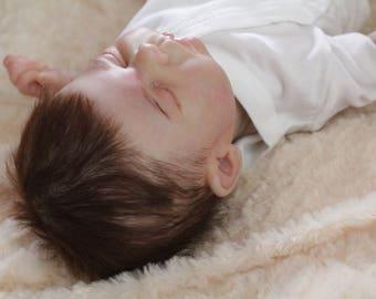 Reborn baby boy OOAK Baby Boy Reborn baby Reborn babies life like baby boy newborn- Reborn Phoenix- Reborn boy-Cassie Brace limited edition