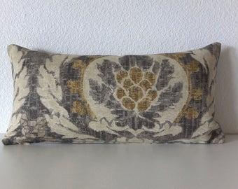 8x16 Ballard Designs Scandicci Mini Lumbar Pillow Cover