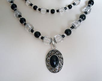 Victorian Necklace, gothic jewelry victorian jewelry art deco jewelry art nouveau edwardian medieval neo victorian renaissance necklace
